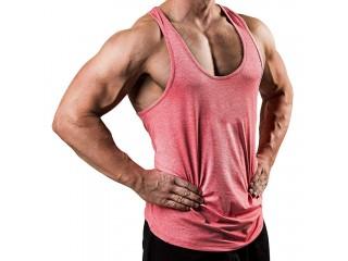 Gyms Fitness Workout Sleeveless Shirt