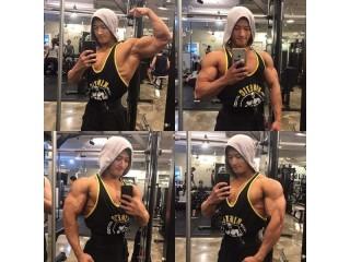Gym Tank Tops Sleeveless Shirt