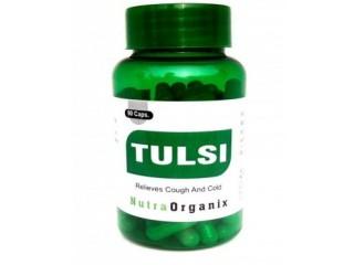 Buy Best Tulsi Holy Basil Capsules Online In USA | Nutraorganix