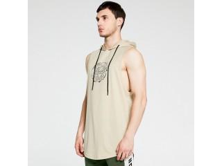 Patchwork Gyms Stringers Vest