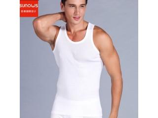 Men's Close-fitting Vest Fitness Tops