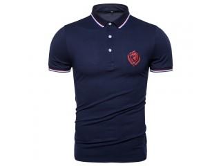 New Summer Cotton Polo Shirt