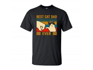 Summer Men's T Shirt Cotton Tops